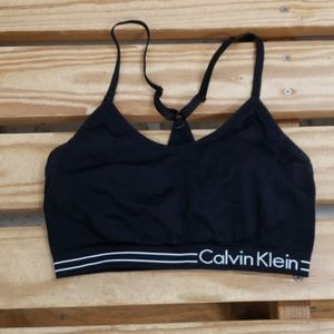 ❤CALVIN KLEIN SPORTS BRA, size small